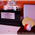 Puchar i medal w konkurencji indywidualnej
