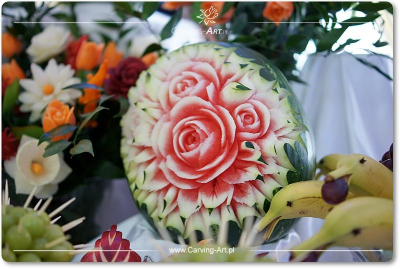 Carving Sztuka Rzeźbienia Owoców Carving Art