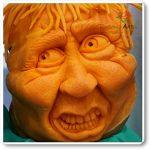 Kurs carvingu - dynie 3D