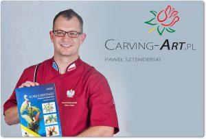 Paweł Sztenderski - Kurs Carvingu