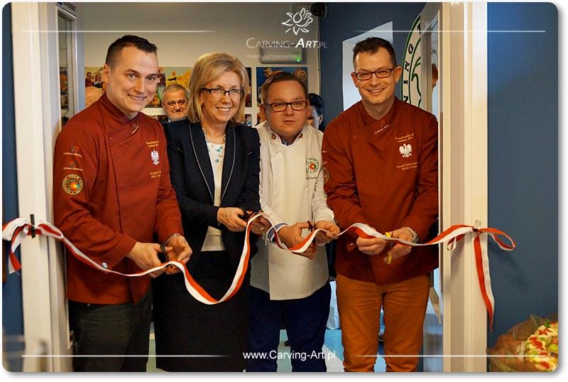 Otwarcie Instytutu Sztuki Carvingu