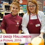 Poznań - carving na halloween