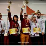 Dominika Sadowska, Paweł Sztenderski, Eliska Vostalova – podium Kategoria B