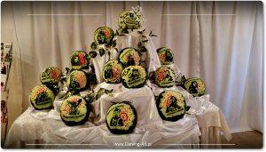 Rzeźbione arbuzy – poczet książąt pomorskich
