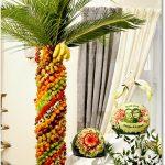 Palma z ananasów