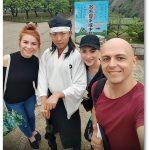 Wojownik w Nagoya Castle