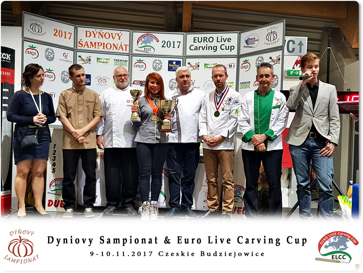 Euro Live Carving Cup