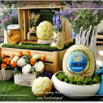 Rzeźbienie w owocach i warzywach